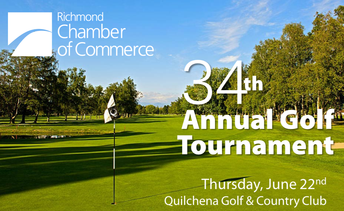 34th Annual Richmond Chamber of Commerce Golf Tournament