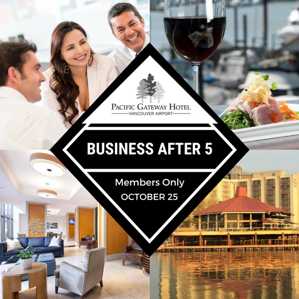 Business After 5 at Pacific Gateway Hotel