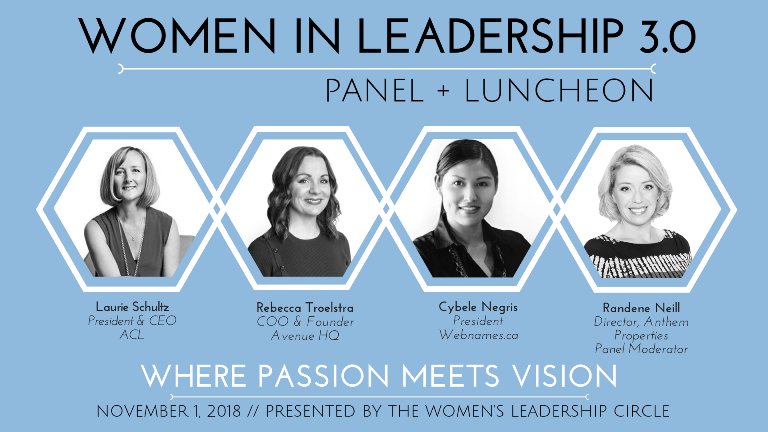 Women in Leadership 3.0